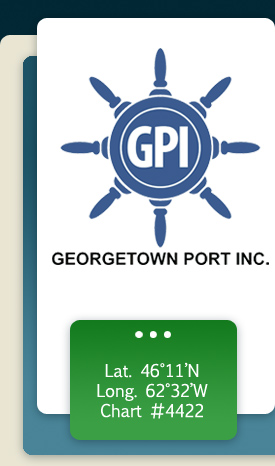 Georgetown Port Incorporated - Cardigan Bay, Prince Edward Island, Canada
